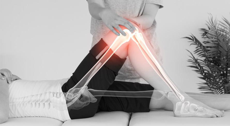 Cirurgia resolve apenas metade de problemas decorrentes de instabilidade nas articulações. A reabilitação total só acontece por meio de fisioterapia