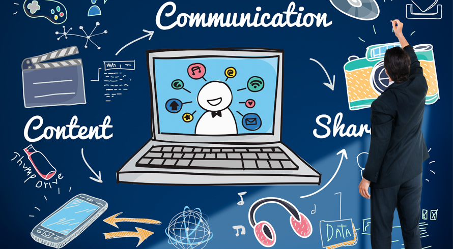 """Confira, profissional da área de Comunicação e Marketing, o """"MBA em Marketing Digital e Comunicação Online"""" que a Castelo oferece para você, na modalidade à distância"""