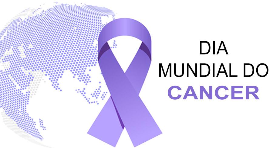 Dia Mundial do Câncer: neste 4 de fevereiro aproveite para saber mais sobre a doença