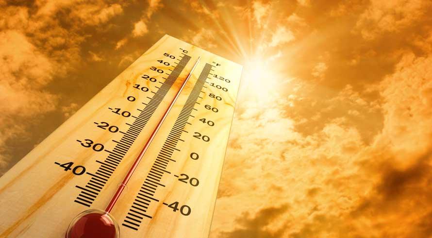 Documento sobre o clima diz que Verão europeu será o mais quente da história