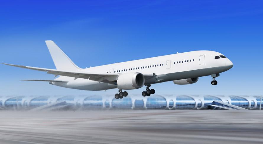 E não é que, em geral, os aviões costumam ser sempre pintados de branco? Por que será? Vem saber!