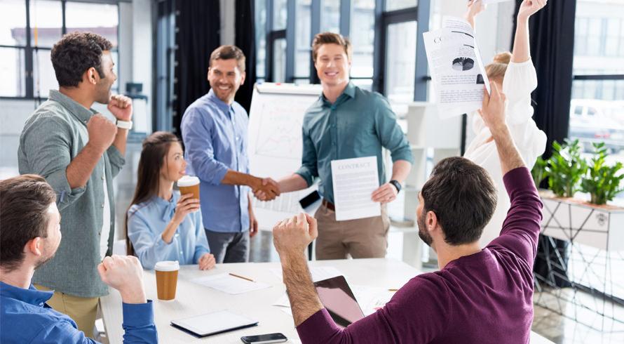 Engajamento individual e sucesso coletivo: a importância de saber trabalhar em grupo