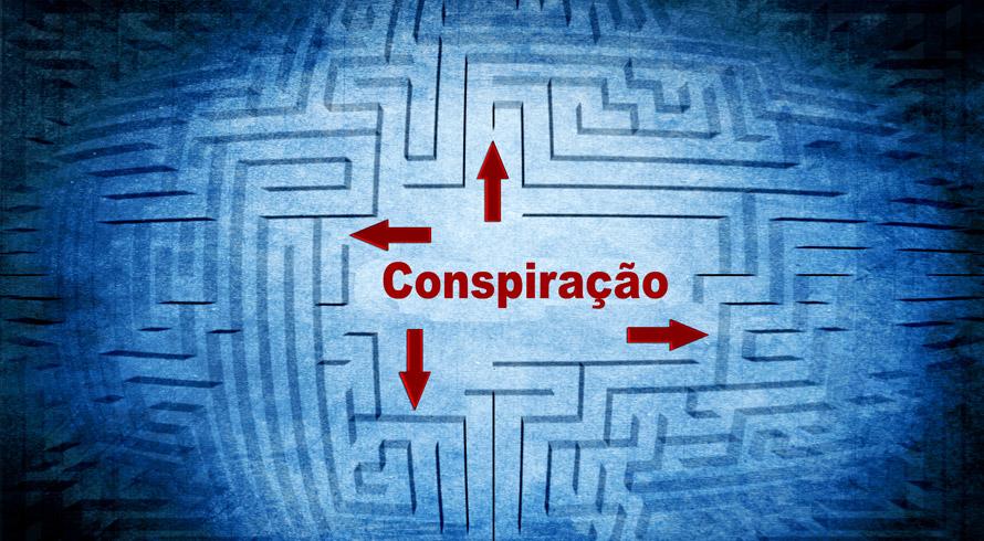 Já parou para pensar em quantas pessoas no mundo acreditam em teorias da conspiração? Será que você é uma delas?