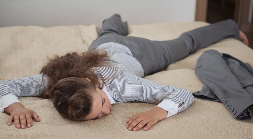 Ninguém precisa de remédio para resolver baixa na energia. Esgotamento pode ser revertido com mudança de hábitos