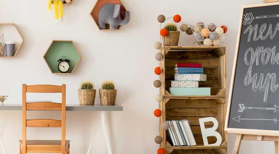 O mercado da decoração se rende aos produtos recicláveis. O planeta agradece!