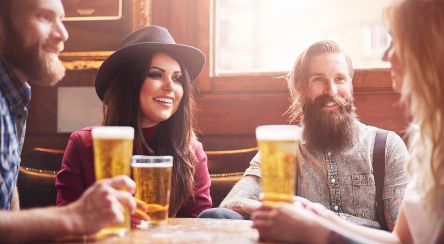 Pessoas ficam emotivas além da conta quando bebem demais, certo? Por que será?