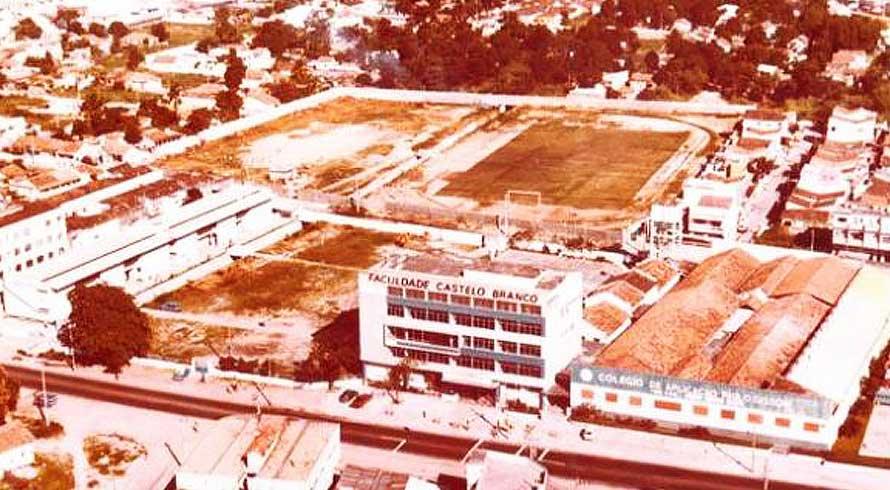 Um pouco da história da Universidade Castelo Branco