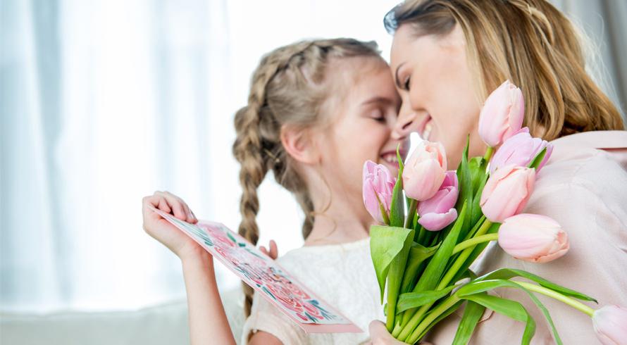 Um 'viva' muito especial para todas as mamães!