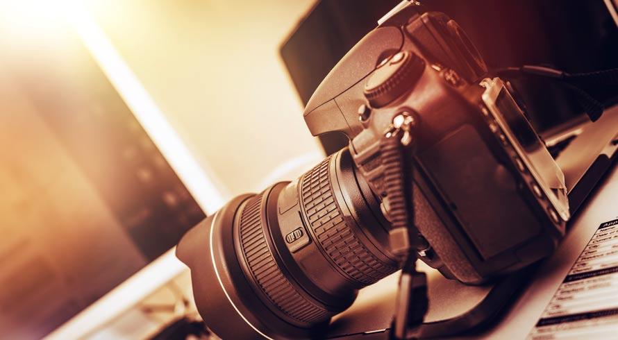 Confira dicas de setores que integram a área da Fotografia