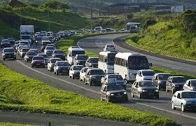 1 milhão de veículos devem deixar São Paulo no feriado