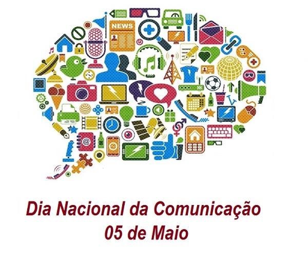 Dia 05 de Maio - Dia Nacional das Comunicações