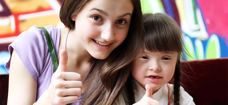 Dia Internacional da Síndrome de Down!