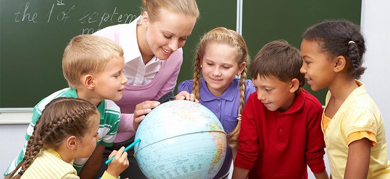Dia dos professores de Geografia!