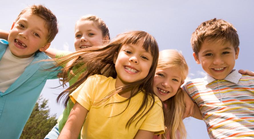 Crianças: chegou o dia delas, no Brasil!