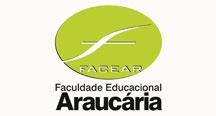 logo FACEAR - FACULDADE EDUCACIONAL ARAUCÁRIA