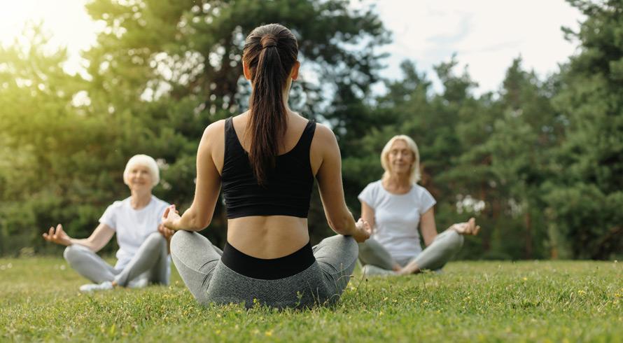 Meditação: poderoso recurso para auxílio no processo de envelhecimento da população