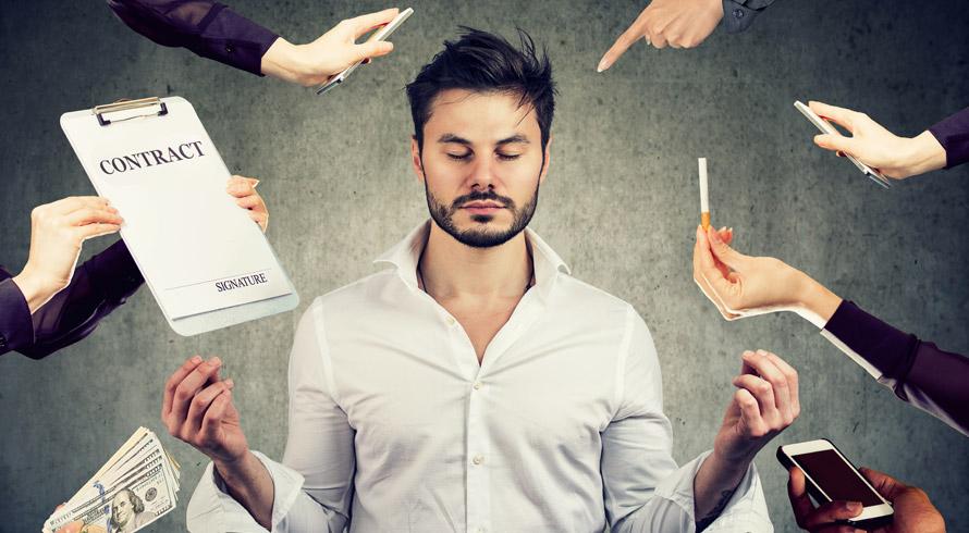 Confira dicas para aliviar o estresse do trabalho para o dia a dia.