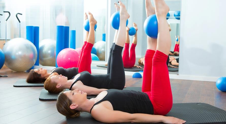 Conheça algumas das características do Pilates e da Musculação.