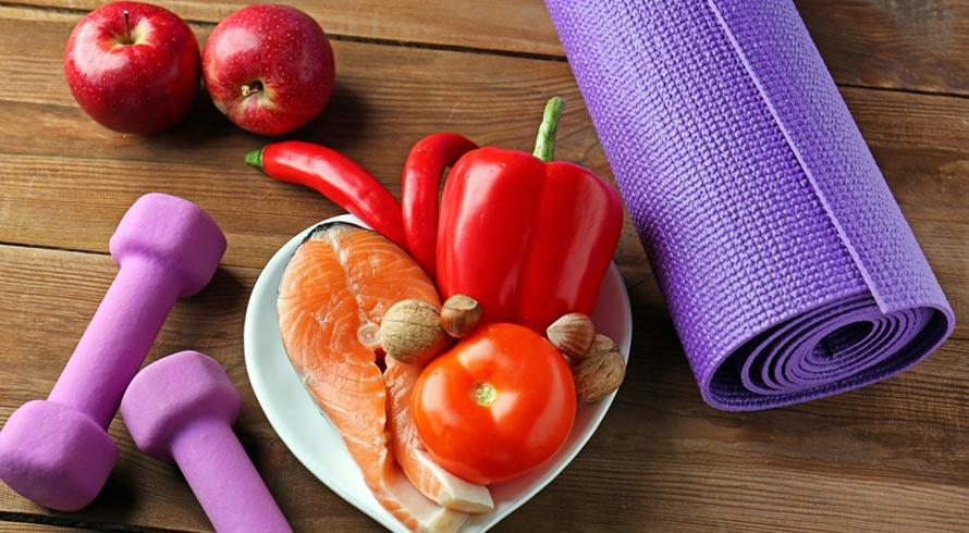 Boa saúde = bons hábitos