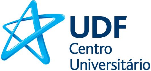 logo UDF CENTRO UNIVERSITÁRIO
