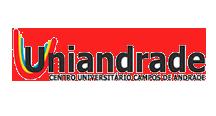 logo UNIANDRADE - CENTRO UNIVERSITÁRIO CAMPOS DE ANDRADE