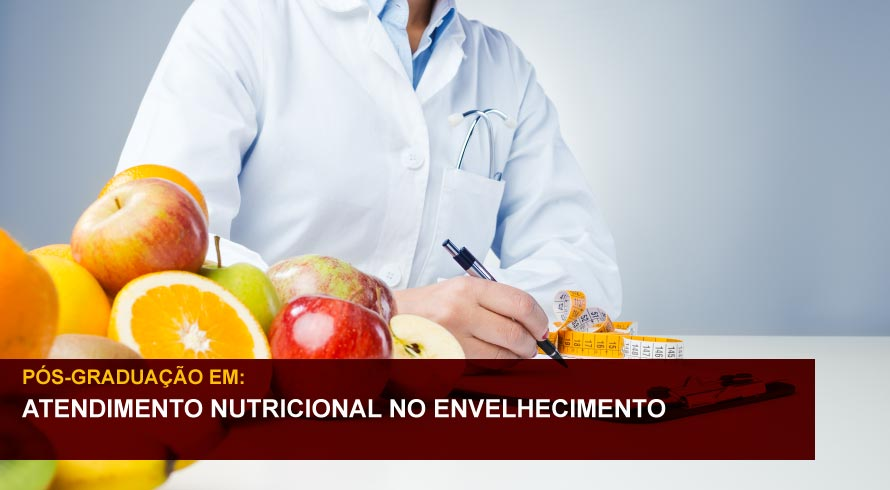 ATENDIMENTO NUTRICIONAL NA GERONTOLOGIA