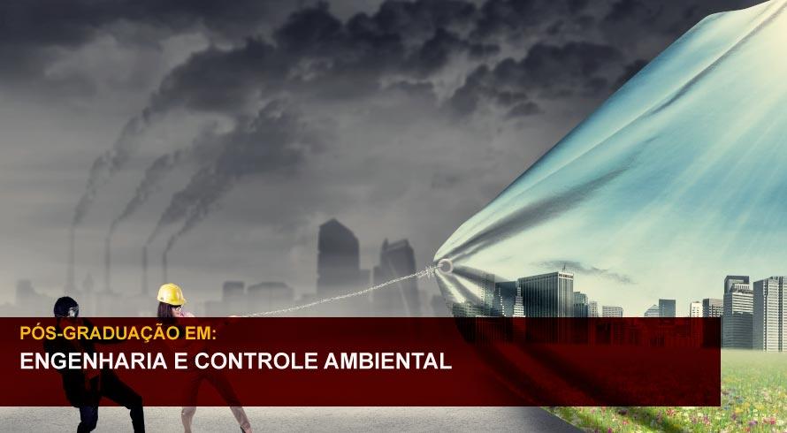 ENGENHARIA E CONTROLE AMBIENTAL