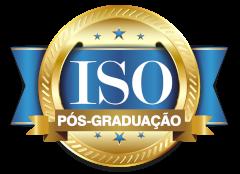 logomarca Pós-Graduação ISO