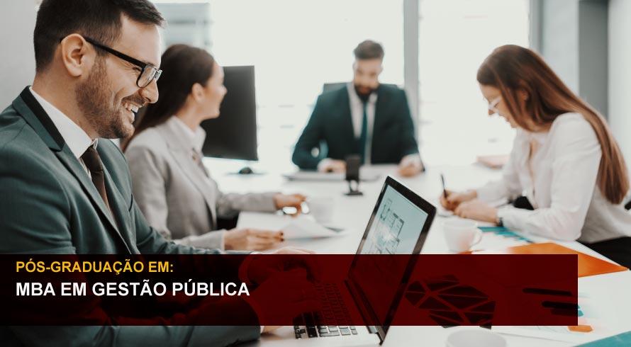 MBA EM GESTÃO PÚBLICA