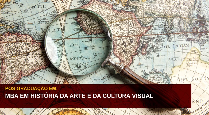 MBA EM HISTÓRIA DA ARTE E DA CULTURA VISUAL