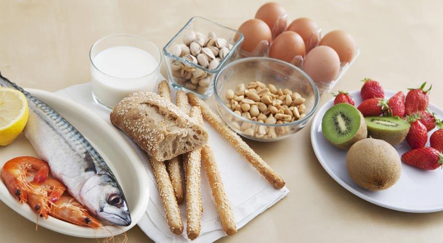 Alergia: 8 alimentos específicos costumam provocar o problema