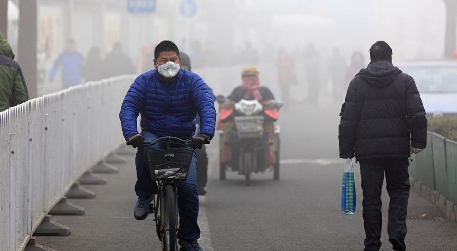 As partículas de poluição têm mais efeito em nosso corpo do que podemos imaginar