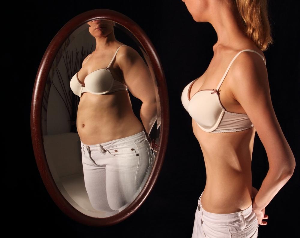 A distorção da imagem do próprio corpo pode ser um transtorno psiquiátrico