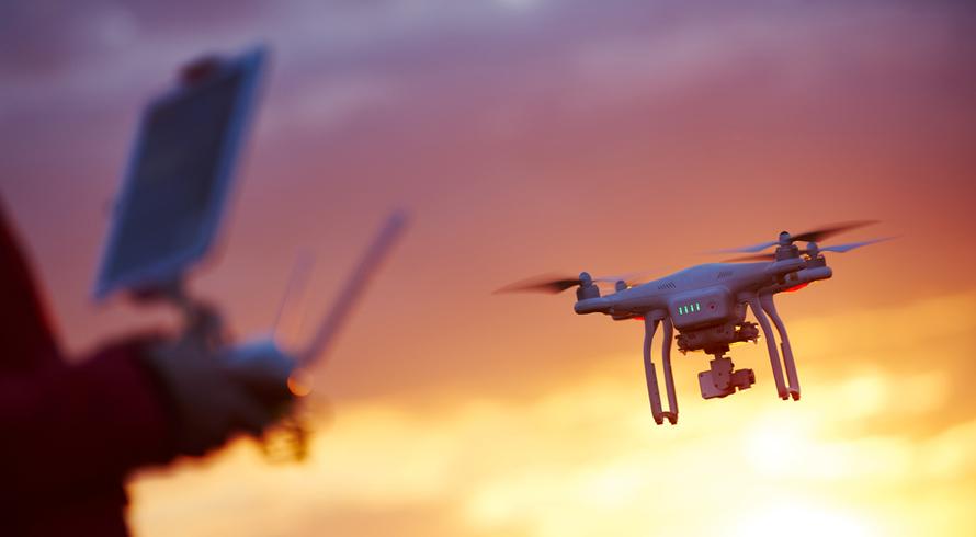 Drones: engenhocas podem – em muito breve – passar a fazer parte da dinâmica cotidiana de empresas brasileiras