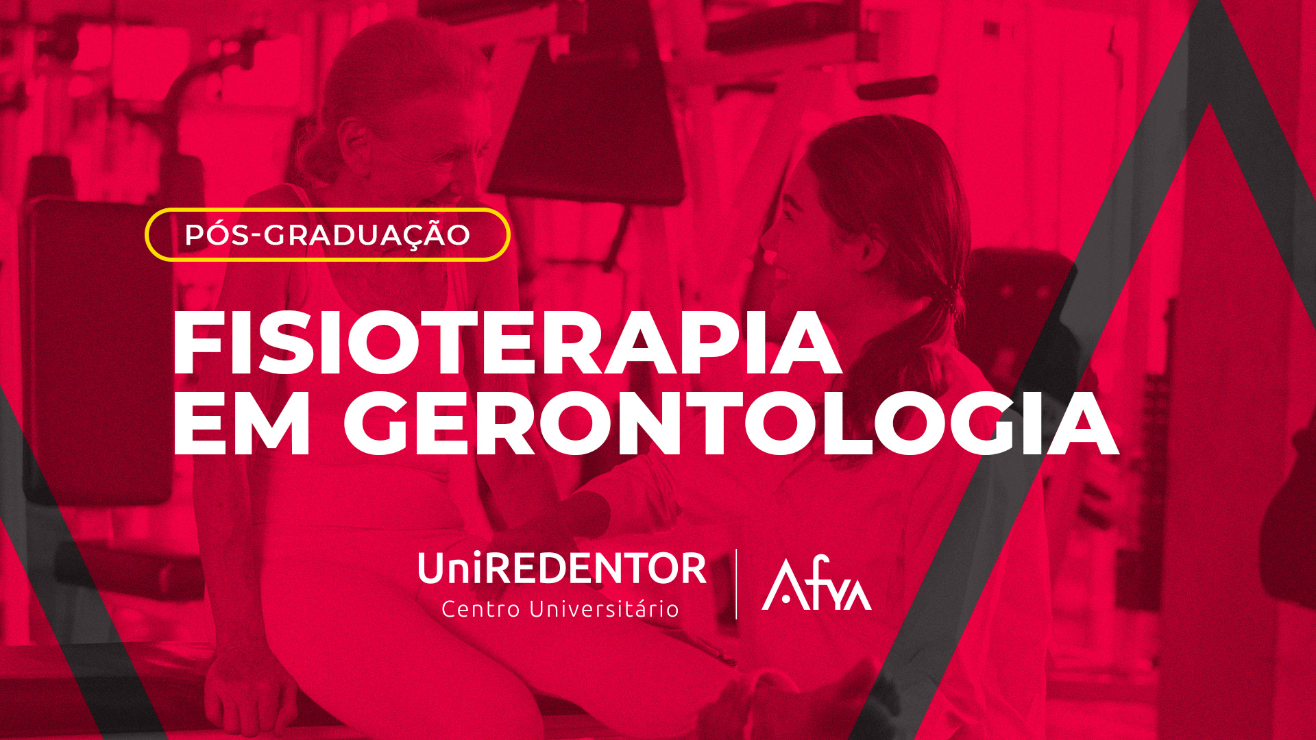 FISIOTERAPIA EM GERONTOLOGIA - EAD