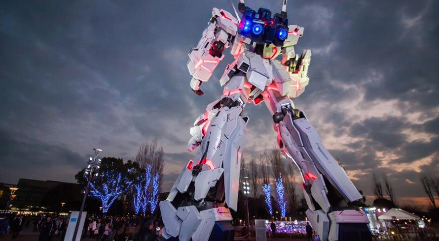 Japão, Jogos Olímpicos, Gundams e espaço na mesma frase? Vem saber o que significa