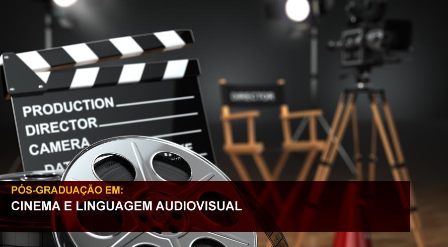 CINEMA E LINGUAGEM AUDIOVISUAL