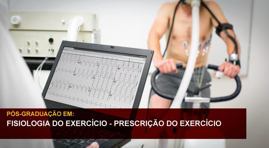FISIOLOGIA DO EXERCÍCIO - PRESCRIÇÃO DO EXERCÍCIO