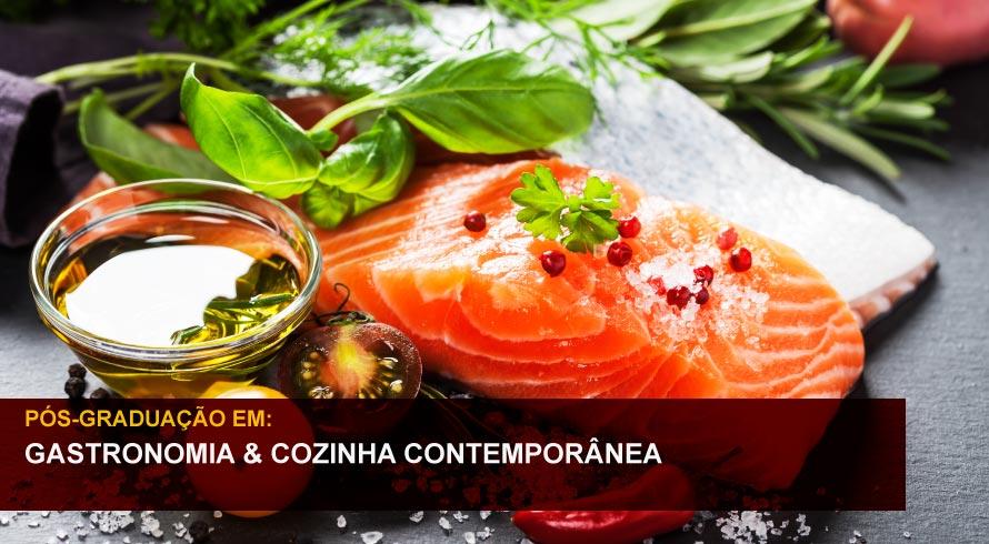 GASTRONOMIA & COZINHA CONTEMPORÂNEA