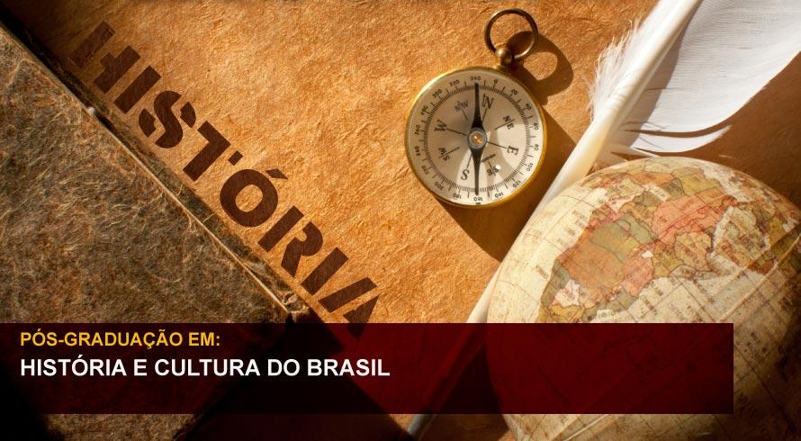 HISTÓRIA E CULTURA DO BRASIL
