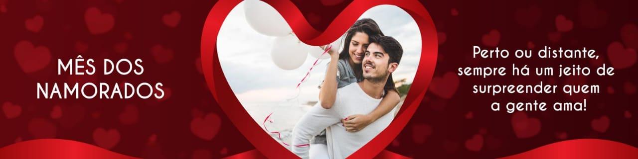 Junho/20: Mês dos Namorados