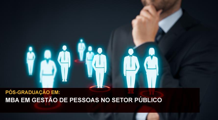 MBA EM GESTÃO DE PESSOAS NO SETOR PÚBLICO