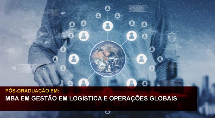 MBA EM GESTÃO EM LOGÍSTICA E OPERAÇÕES GLOBAIS