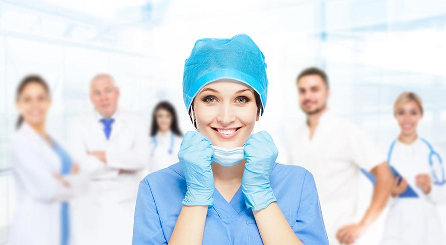 Parabéns a todos(as) os(as) Técnicos(as) e Auxiliares de Enfermagem brasileiros(as)!