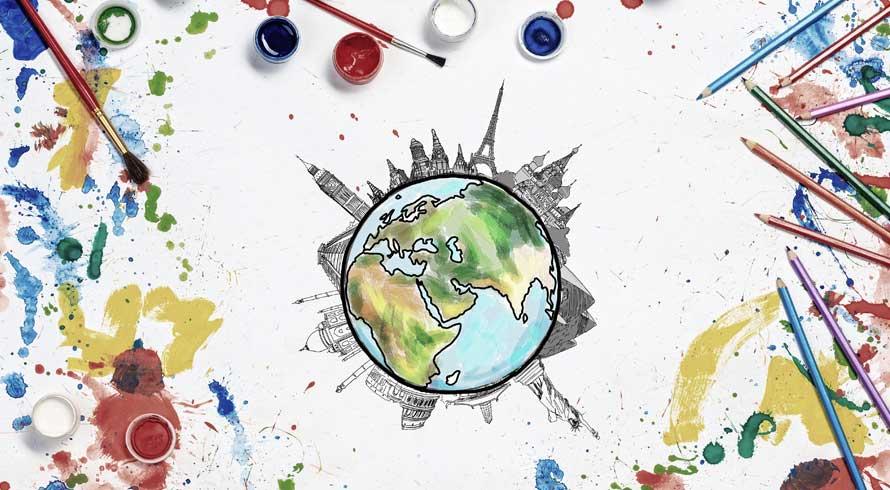 Confira curiosidades sobre o mundo da Arte