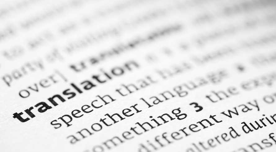 Dia de celebrarmos os tradutores do mundo!