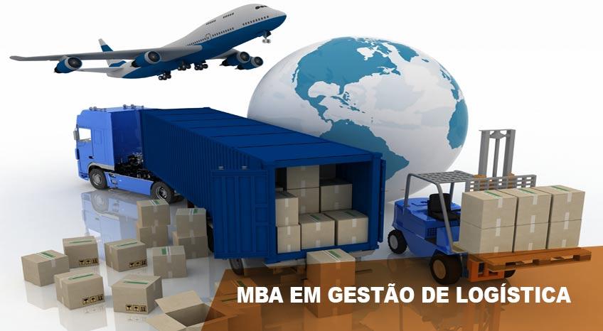 MBA EM GESTÃO DE LOGÍSTICA