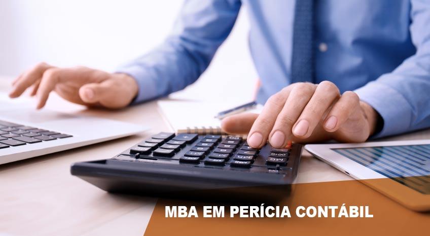 MBA EM PERÍCIA CONTÁBIL