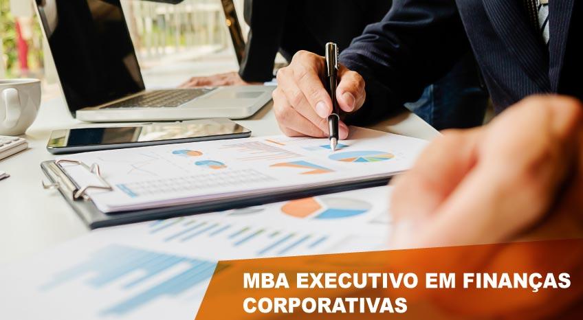 MBA EXECUTIVO EM FINANÇAS CORPORATIVAS