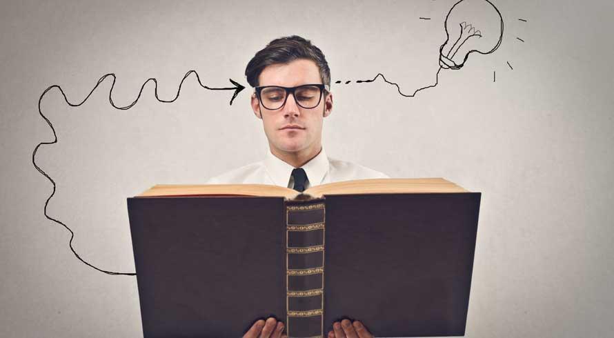 O hábito da leitura só traz benefícios!